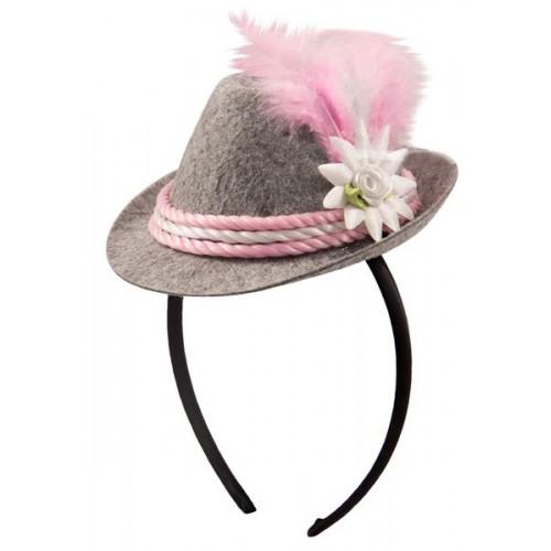 Mini chapeau Bavarois