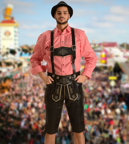 Costume Bavarois homme